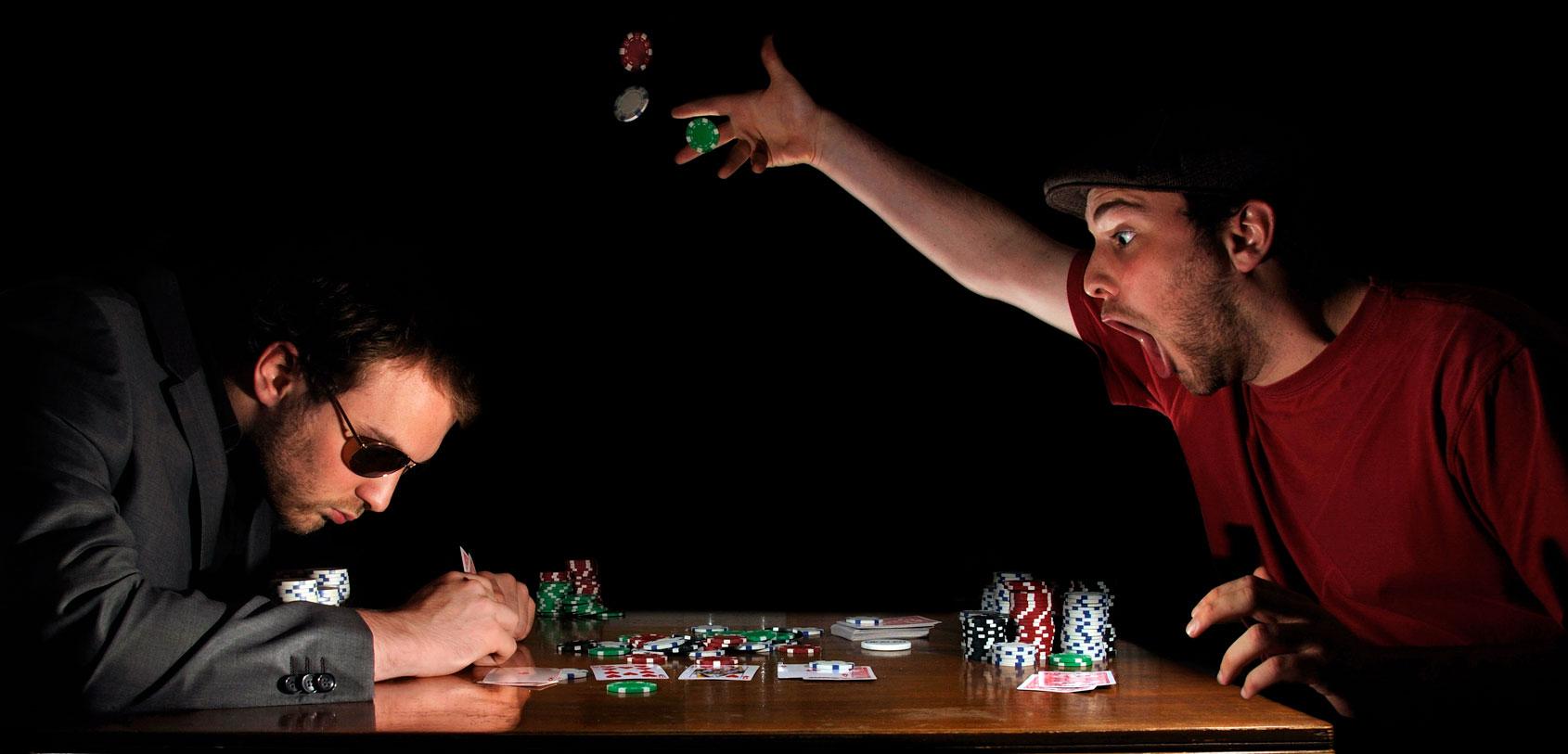 Op tilt; de psychologie van poker