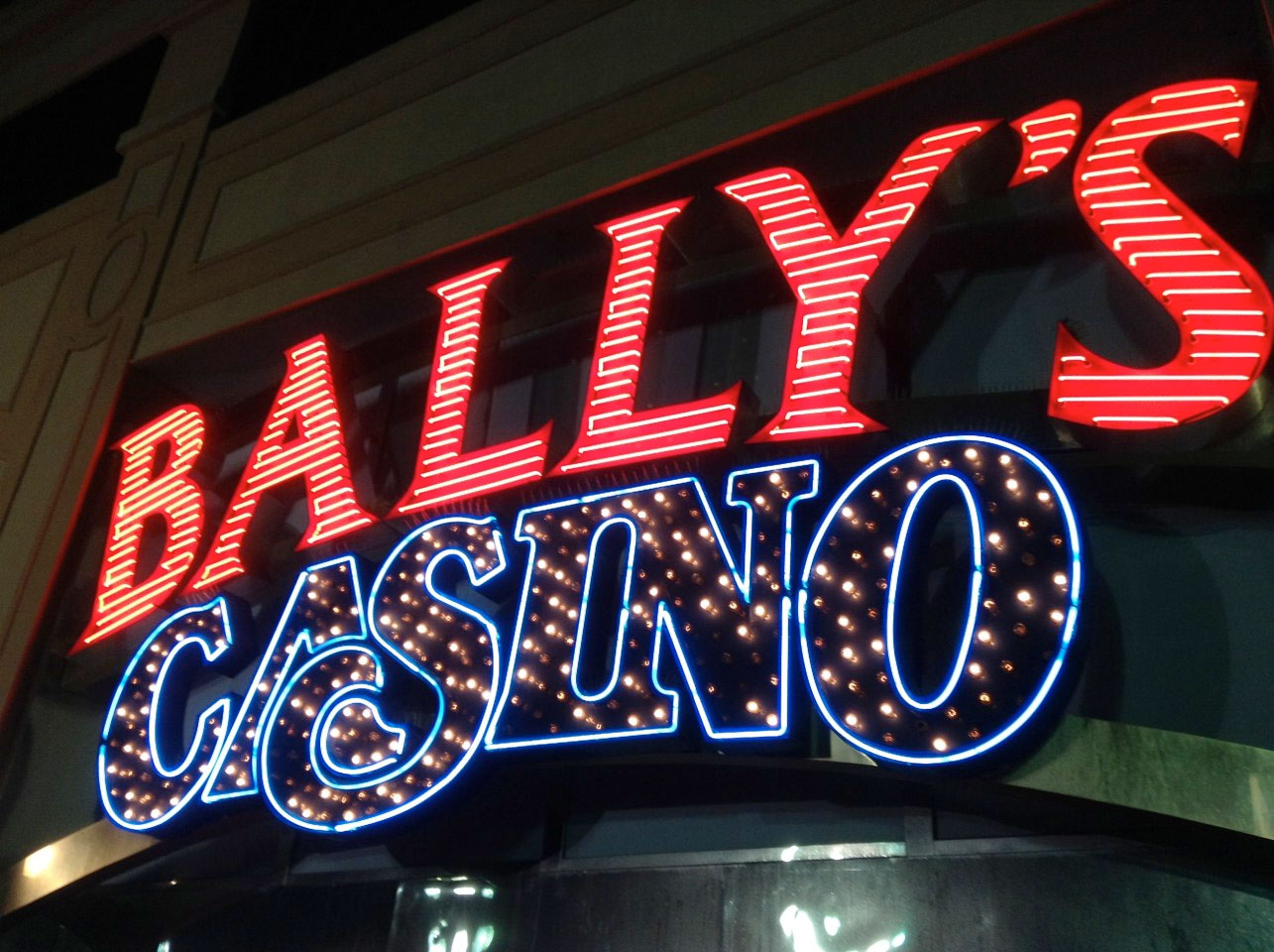 Bally's in Atlantic City