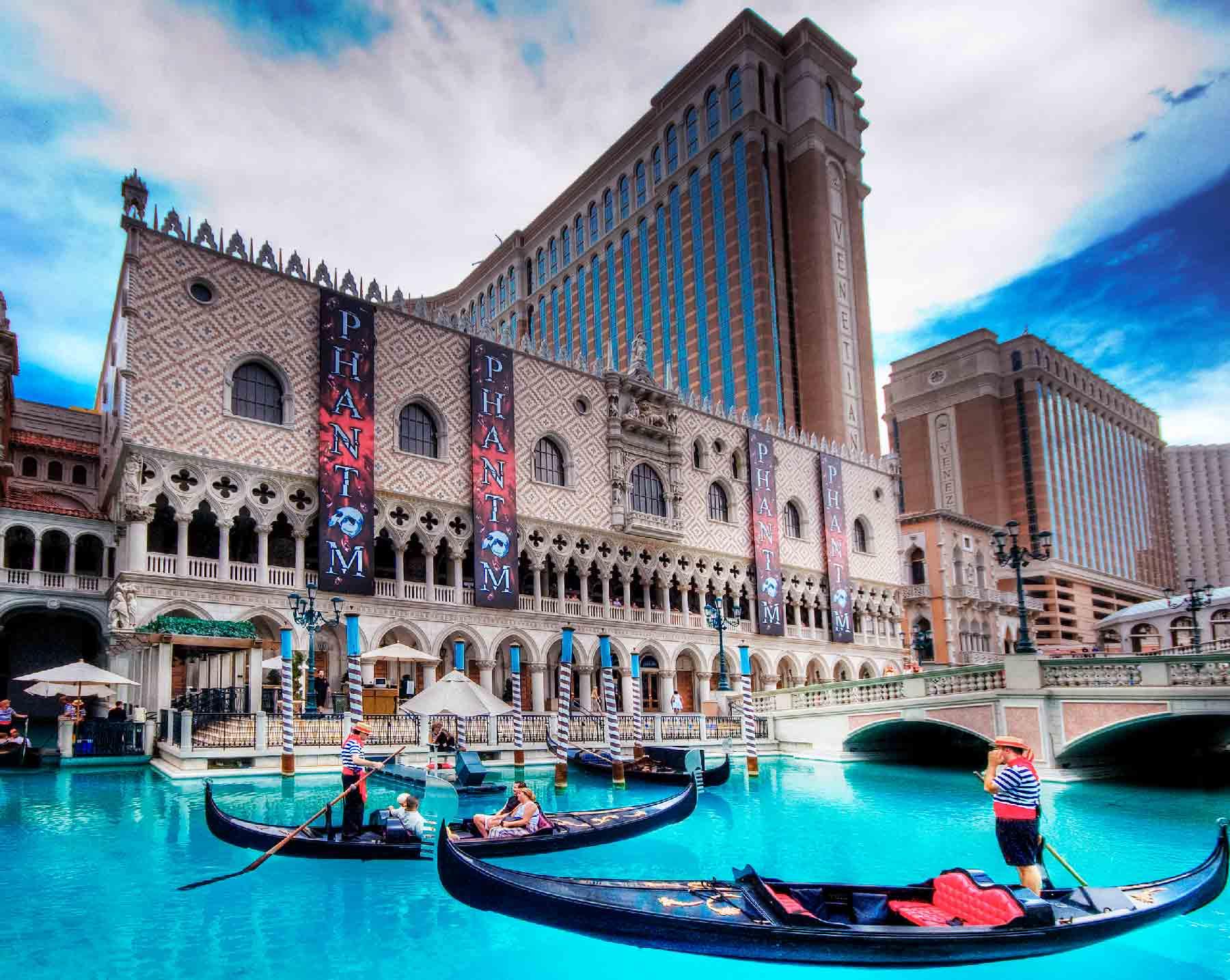 Pokeren in Las Vegas: The Venetian