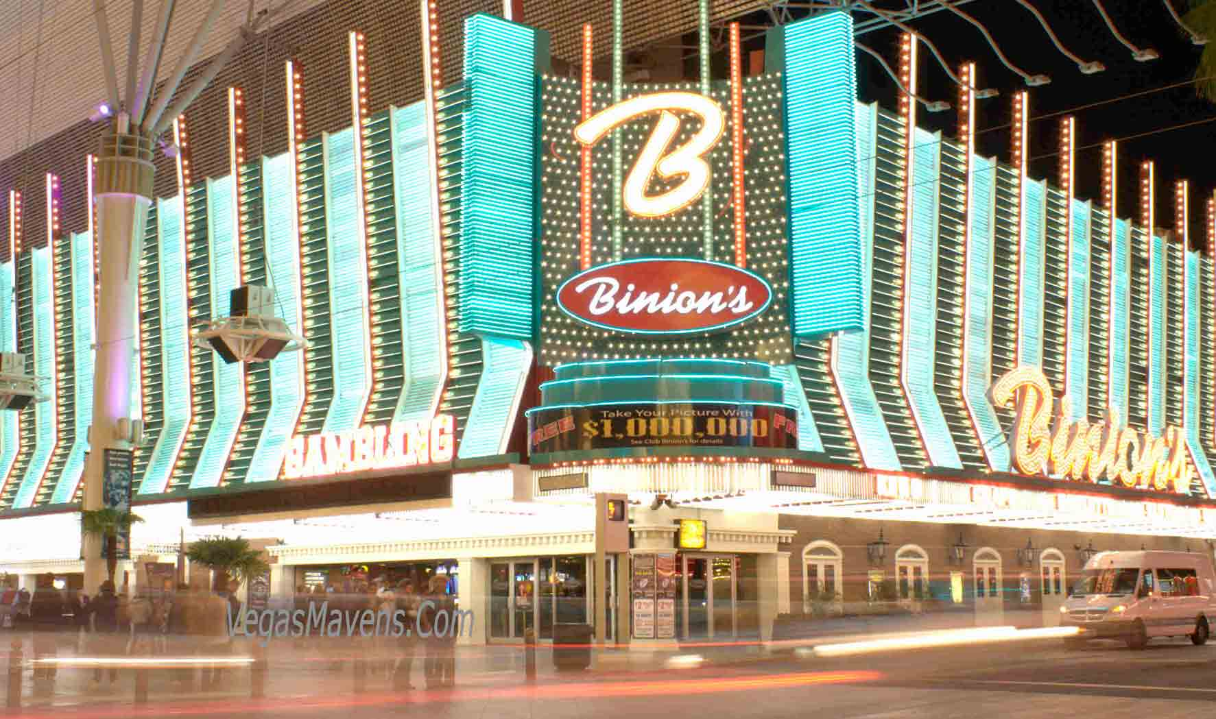 Pokeren in Las Vegas: Binion's Horseshoe