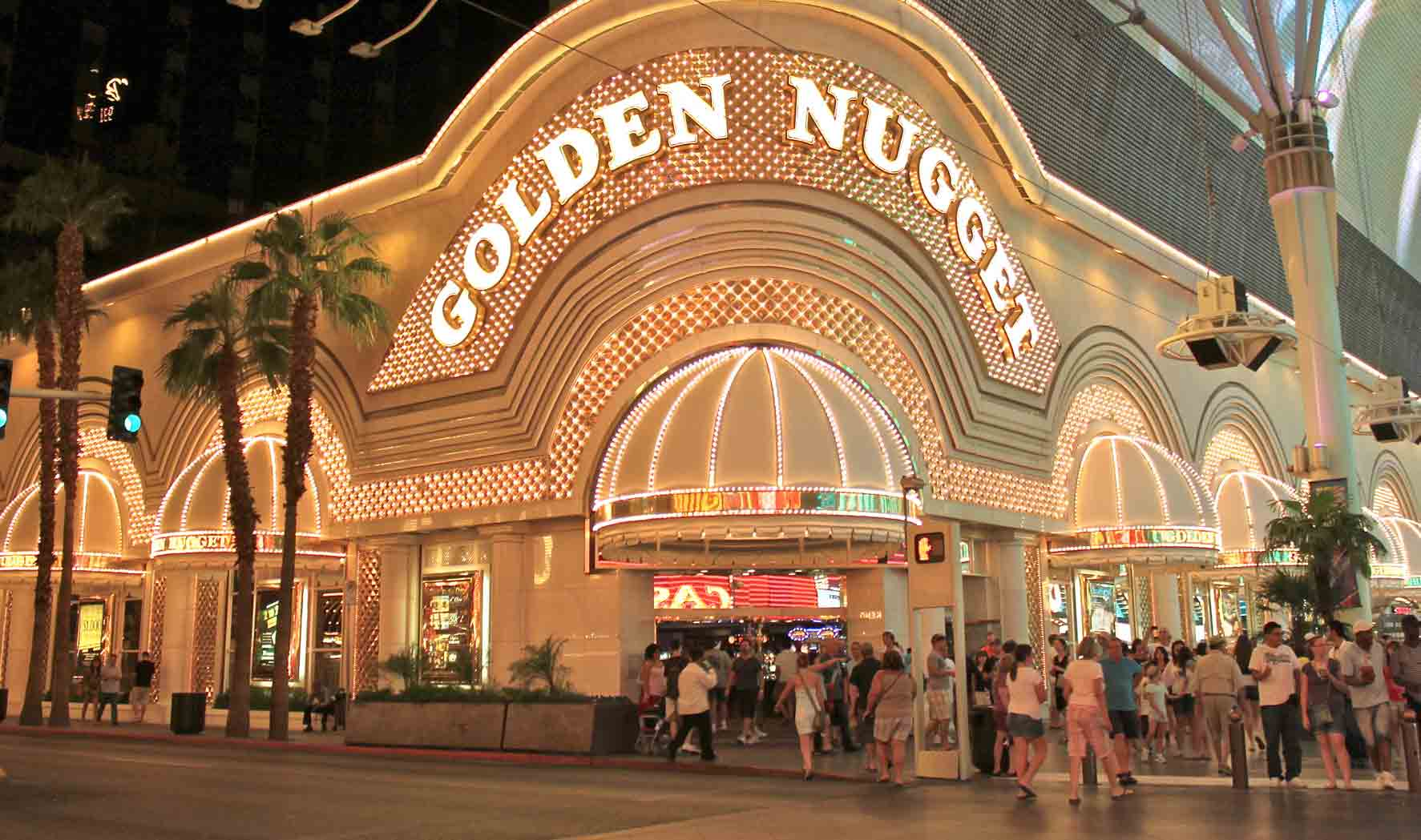 Pokeren in Las Vegas: The Golden Nugget