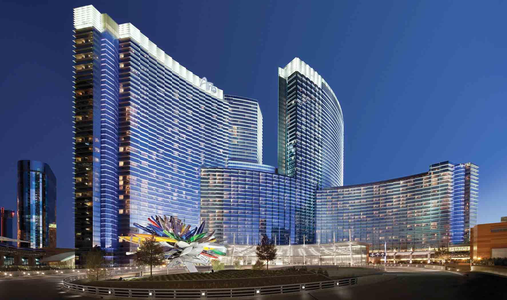 Pokeren in Las Vegas: Aria