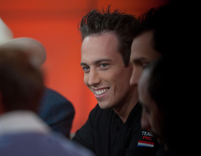 Lex Veldhuis: een portret van een bijzonder pokerspeler