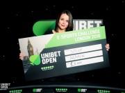 Charlotte Van Brabander op Unibet Open